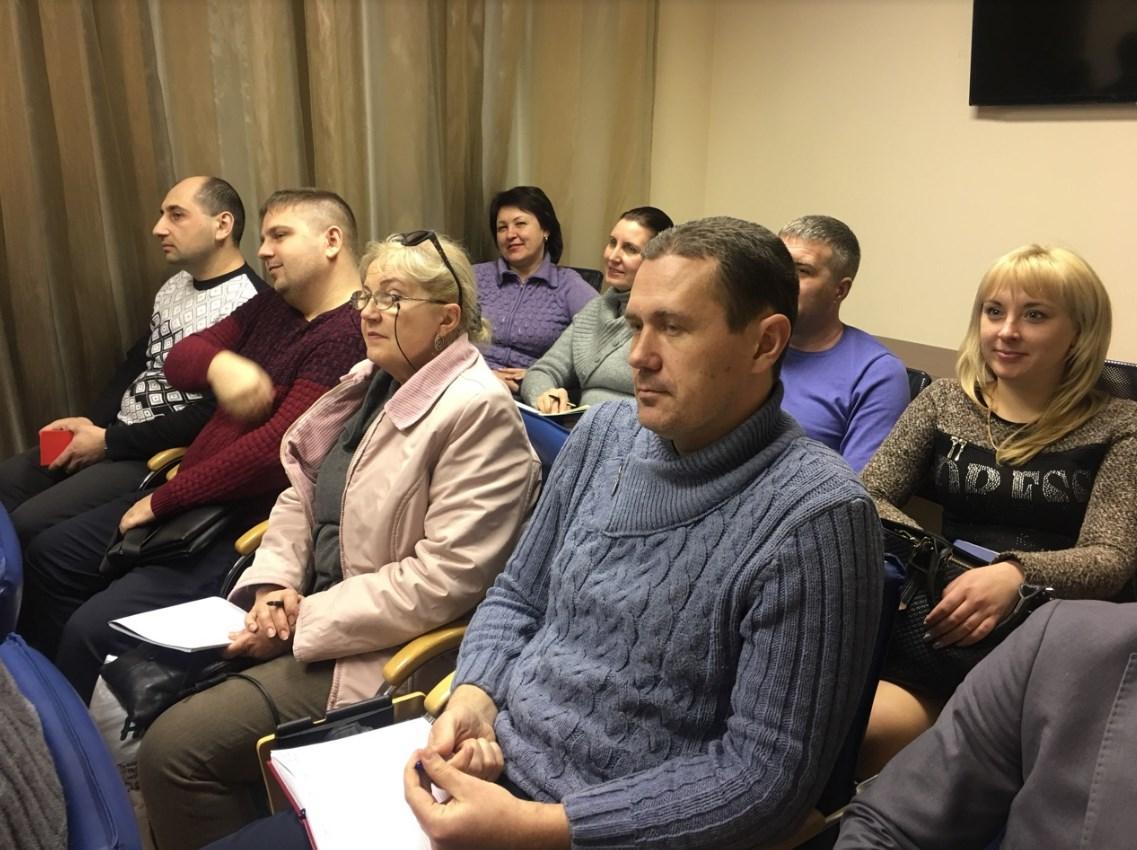 В Днепре ЦБТ провел семинар по повышению финансовой грамотности населения