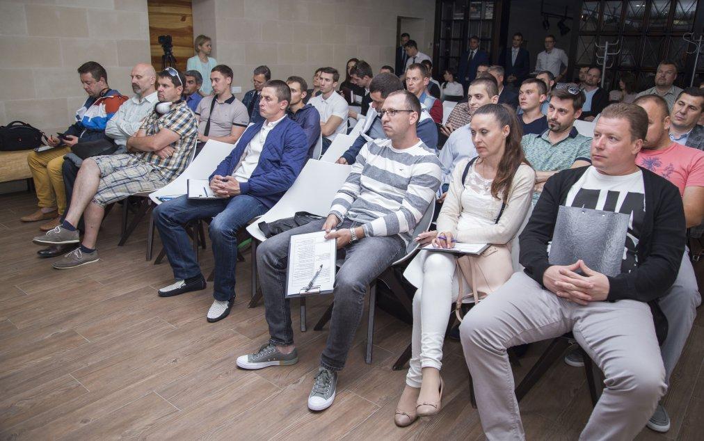 Первый масштабный семинар ЦБТ в Одессе  - фото 1