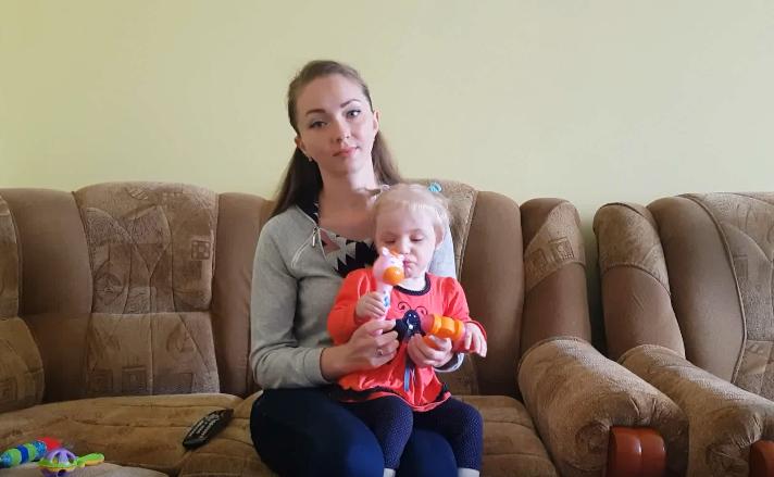 Допомога Софійці Молодик від ЦБТ в Чернівцях