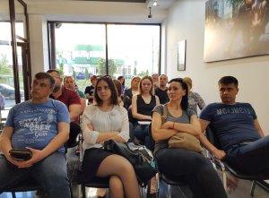 Бизнес-семинар по инвестированию в г. Черновцы - 9 фото