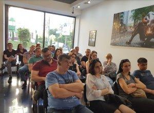 Бізнес-семінар з інвестування в м.Чернівці - 4 фото