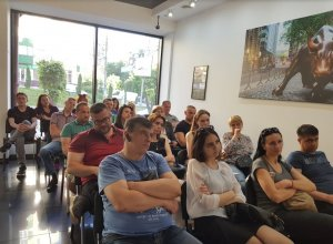 Бизнес-семинар по инвестированию в г. Черновцы - 7 фото