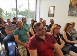 Бізнес-семінар з інвестування в м.Чернівці - 5 фото
