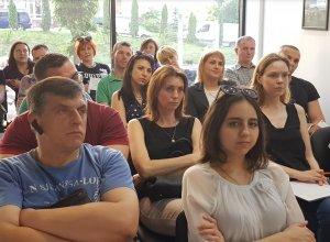 Бизнес-семинар по инвестированию в г. Черновцы - 8 фото