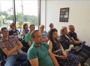 Бізнес-семінар з інвестування в м.Чернівці - 6 фото