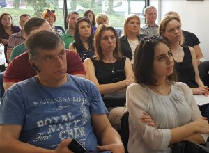 Бізнес-семінар з інвестування в м.Чернівці - 7 фото