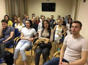 В среду 23 апреля днепропетровском офисе Центра Биржевых Технологий прошел семинар по повышению финансовой грамотности для населения. - 2 фото
