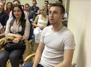 В среду 23 апреля днепропетровском офисе Центра Биржевых Технологий прошел семинар по повышению финансовой грамотности для населения. - 6 фото