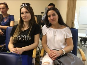 В среду 23 апреля днепропетровском офисе Центра Биржевых Технологий прошел семинар по повышению финансовой грамотности для населения. - 8 фото