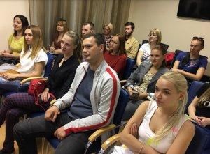 Семінар з фінансової грамотності в Дніпропетровську - 9 фото