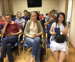 Семінар з фінансової грамотності від ЦБТ в Дніпрі - 9 фото