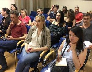 Семінар з фінансової грамотності від ЦБТ в Дніпрі - 8 фото