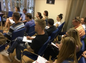 Семінар Центру Біржових Технологій в Дніпрі - 4 фото