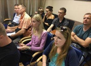 Семінар Центру Біржових Технологій в Дніпрі - 3 фото