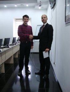 Урочистий випускний в Чернівцях: старт нових трейдерів Центру Біржових Технологій - 6 фото