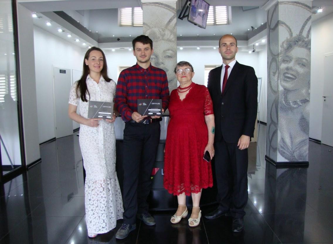 Урочистий випускний в Чернівцях: старт нових трейдерів Центру Біржових Технологій  - фото 1