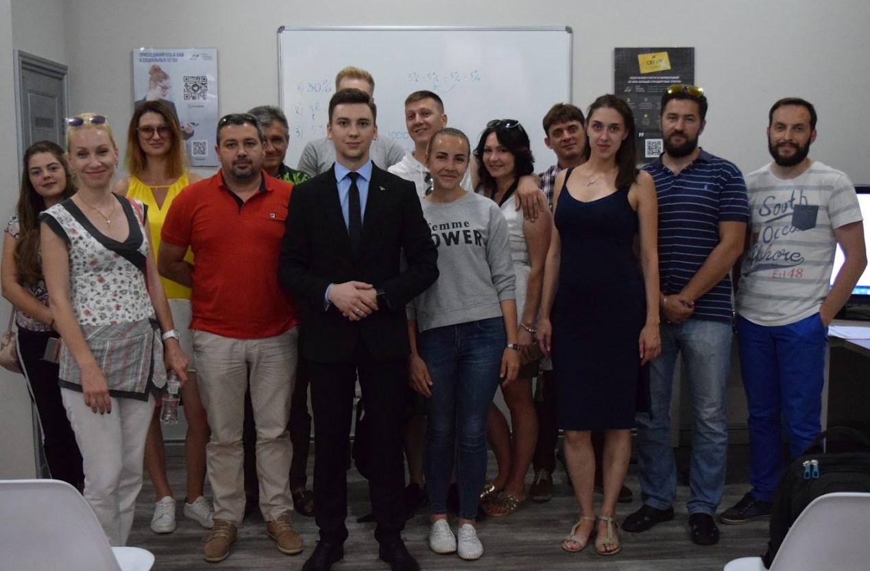 Бизнес-тренинг по финансовой грамотности от Центра Биржевых Технологий в Киеве  - фото 1