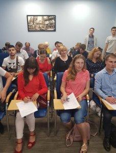 Центр Биржевых Технологий во Львове: семинар по повышению финансовой грамотности - 6 фото