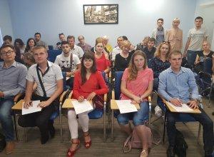 Центр Біржових Технологій у Львові: семінар з підвищення фінансової грамотності - 7 фото