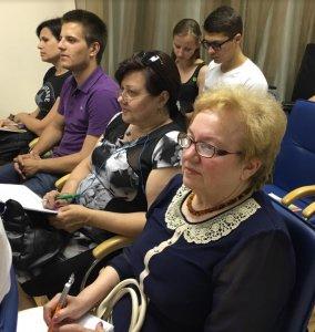 Семінар з підвищення рівня фінансової грамотності в Дніпрі - 9 фото
