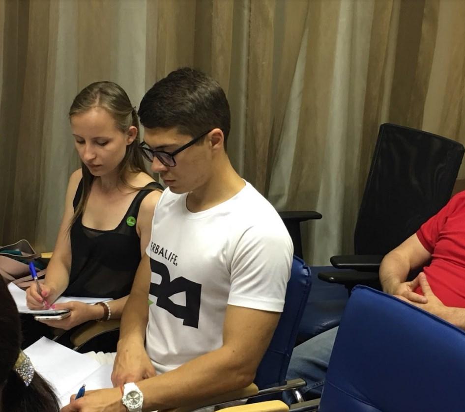 Семінар з підвищення рівня фінансової грамотності в Дніпрі