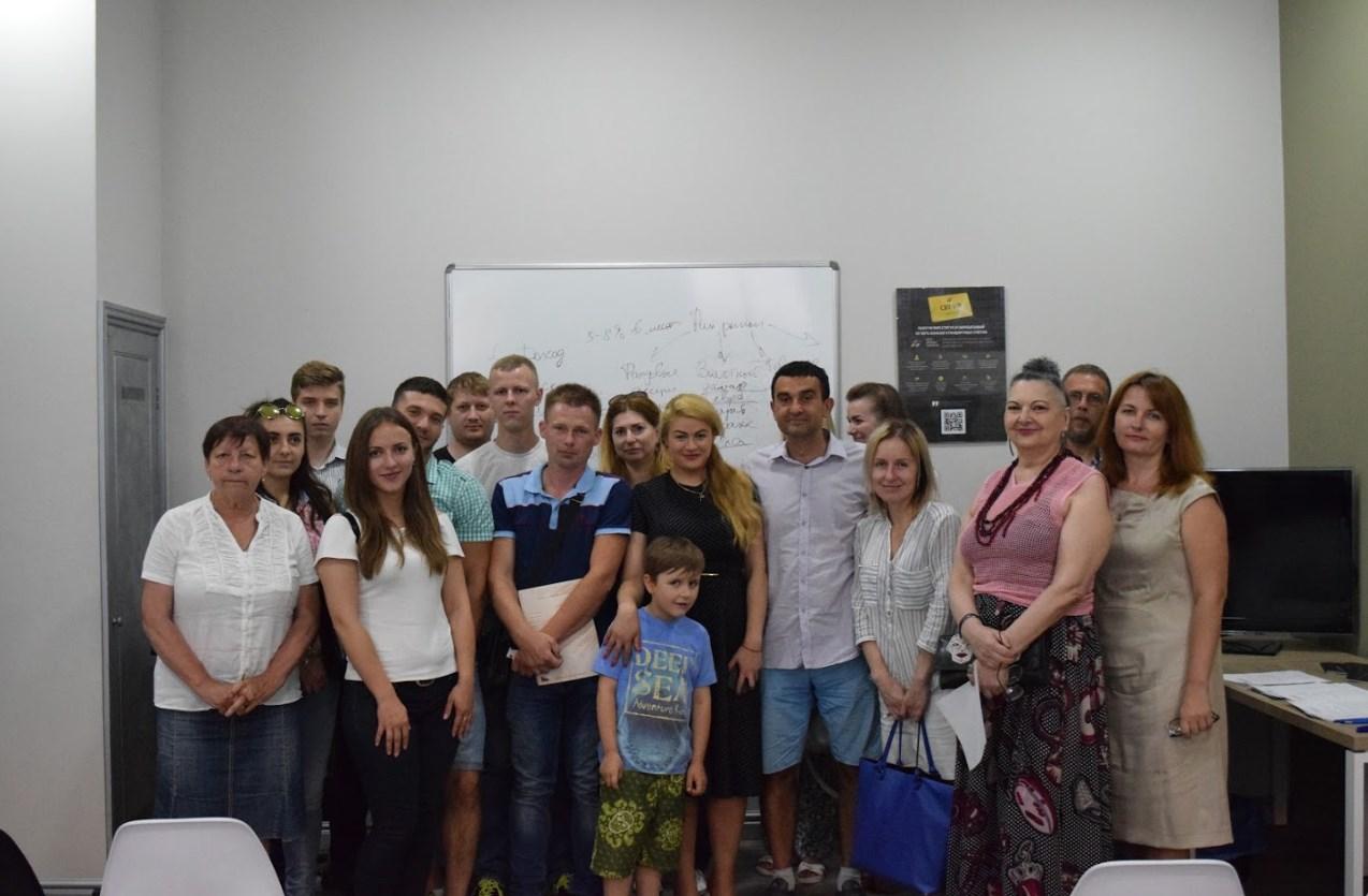 Семінар з інвестування від київського Центру Біржових Технологій  - фото 1