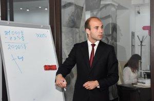 Центр Біржових Технологій в Чернівцях: семінар по пасивного доходу - 4 фото