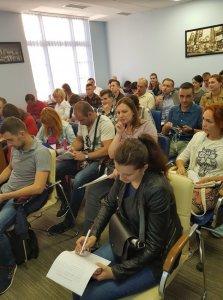 Финансовый семинар по управлению собственным бюджетом во Львове от Центра Биржевых Технологий - 3 фото