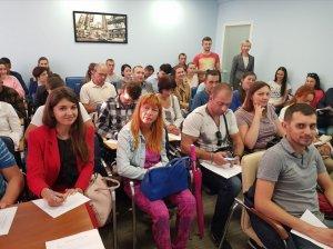 Финансовый семинар по управлению собственным бюджетом во Львове от Центра Биржевых Технологий - 9 фото
