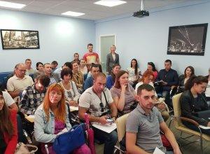 Финансовый семинар по управлению собственным бюджетом во Львове от Центра Биржевых Технологий - 6 фото