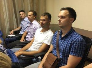 Семинар в днепровском офисе Центра Биржевых Технологий на тему: финансовая грамотность и правильное инвестирование. - 3 фото