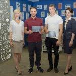 Выпуск учеников курса «Беластиум» от ЦБТ во Львове - 15 фото