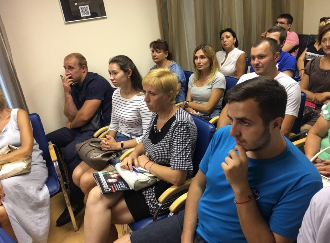 В днепровском отделении Центра Биржевых Технологий прошел семинар по финансовой грамотности  - фото 1