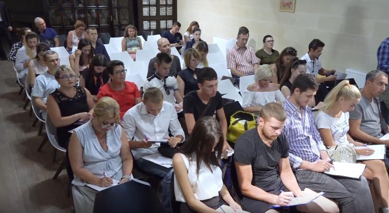 В Одесі пройшов дводенний бізнес-інтенсив з фінансової грамотності  - фото 1
