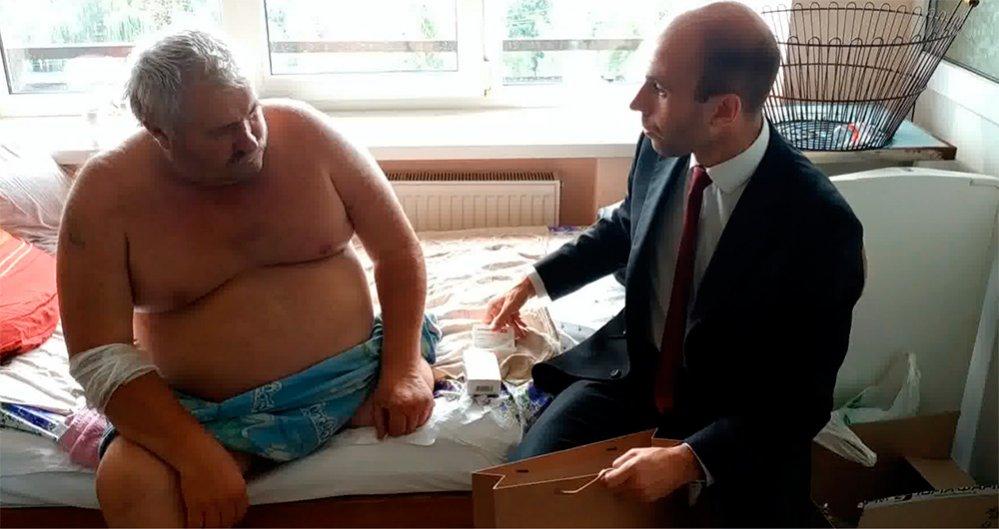 Благодійність ЦБТ: допомога Сергію Ярославовичу