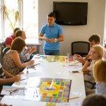 В Киеве учились планировать денежный поток - 7 фото