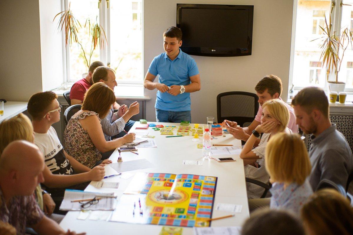 В Киеве учились планировать денежный поток  - фото 1
