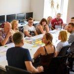 В Киеве учились планировать денежный поток - 10 фото