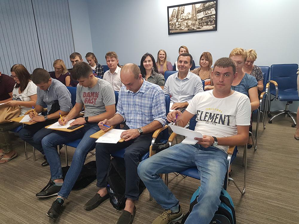 Во Львове состоялся семинар по получению пассивного дохода