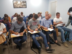 Во Львове состоялся семинар по получению пассивного дохода - 5 фото