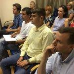 У Дніпрі пройшов семінар з фінансової грамотності - 3 фото