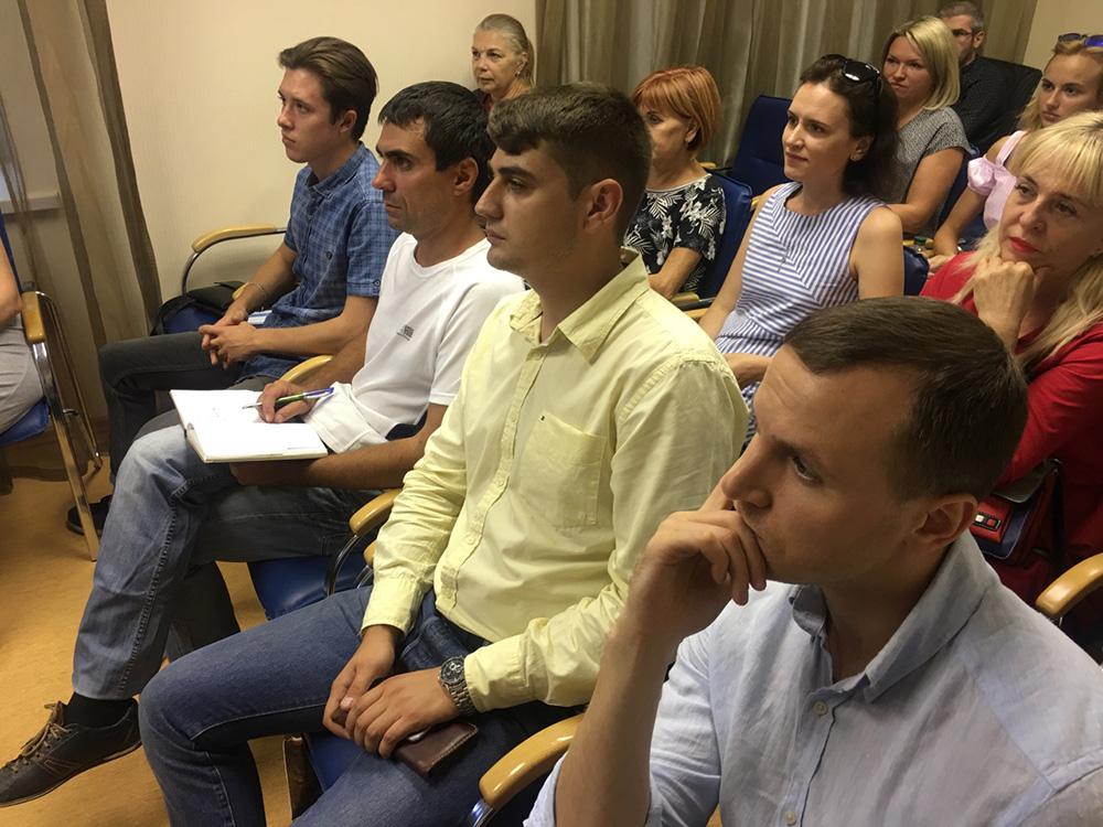 В Днепре прошел семинар по финансовой грамотности  - фото 1