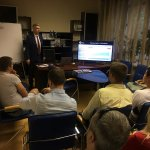 У Дніпрі пройшов семінар з фінансової грамотності - 5 фото