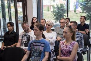 Семінар у Чернівцях - 4 фото
