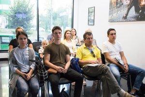 У Чернівцях відбувся семінар - 4 фото