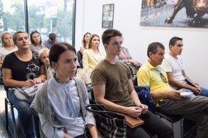 У Чернівцях відбувся семінар - 5 фото