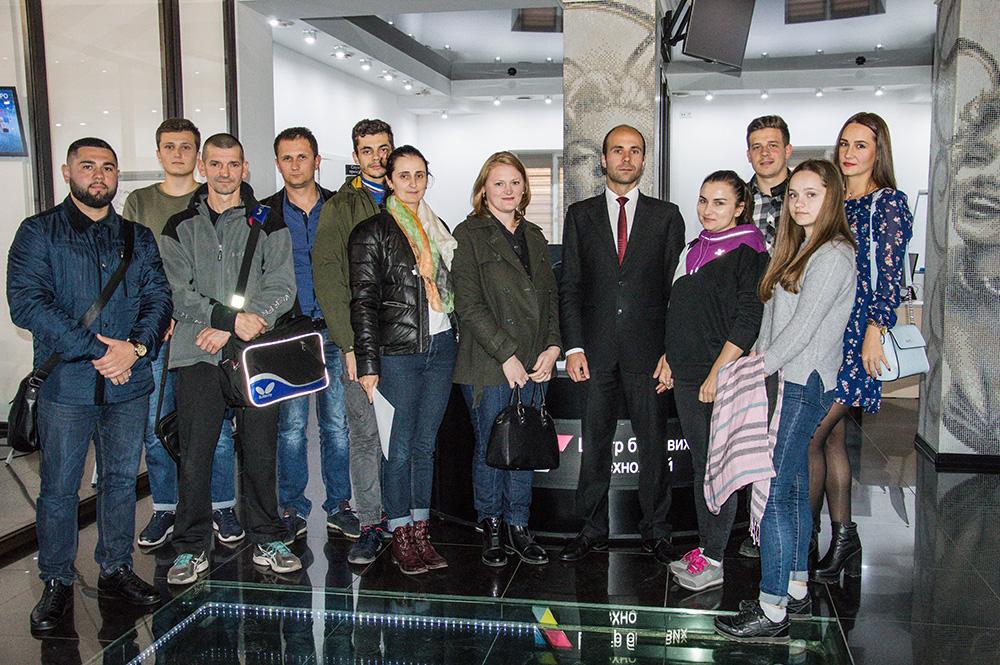 Бизнес-семинар по финансовой грамотности в Черновцах  - фото 1