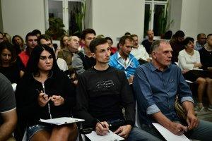 Финансовый семинар в Киеве - 7 фото