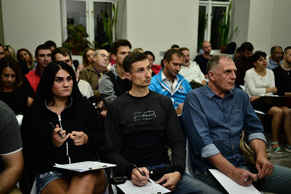 Фінансовий семінар в Києві
