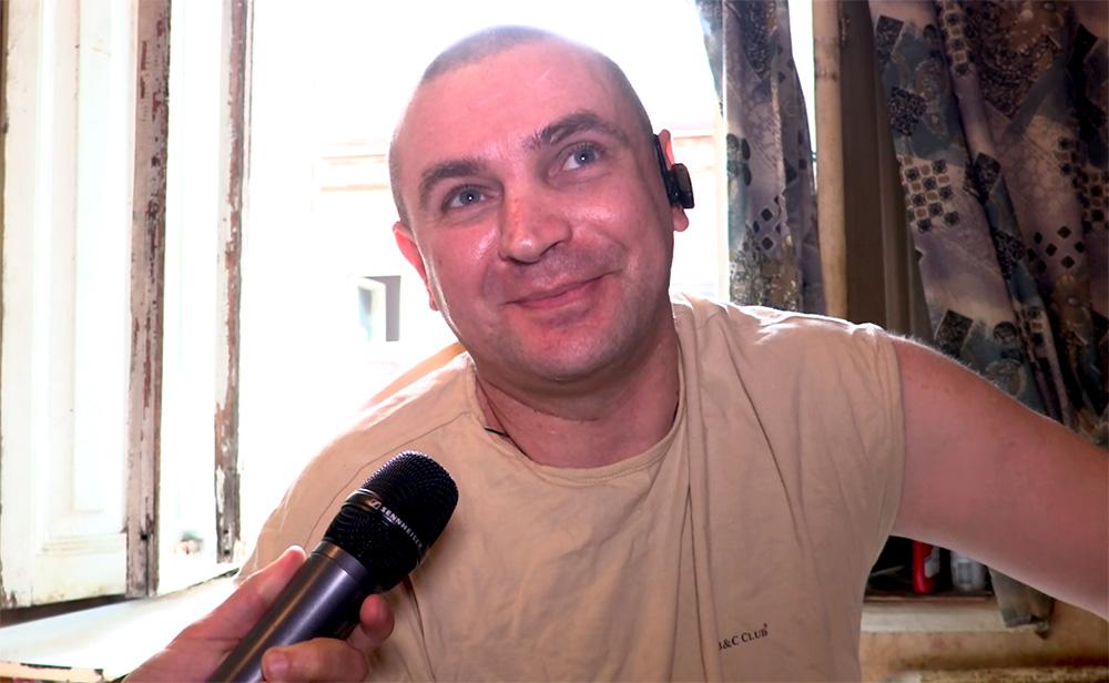 Благодійність ЦБТ: допомога В'ячеславу
